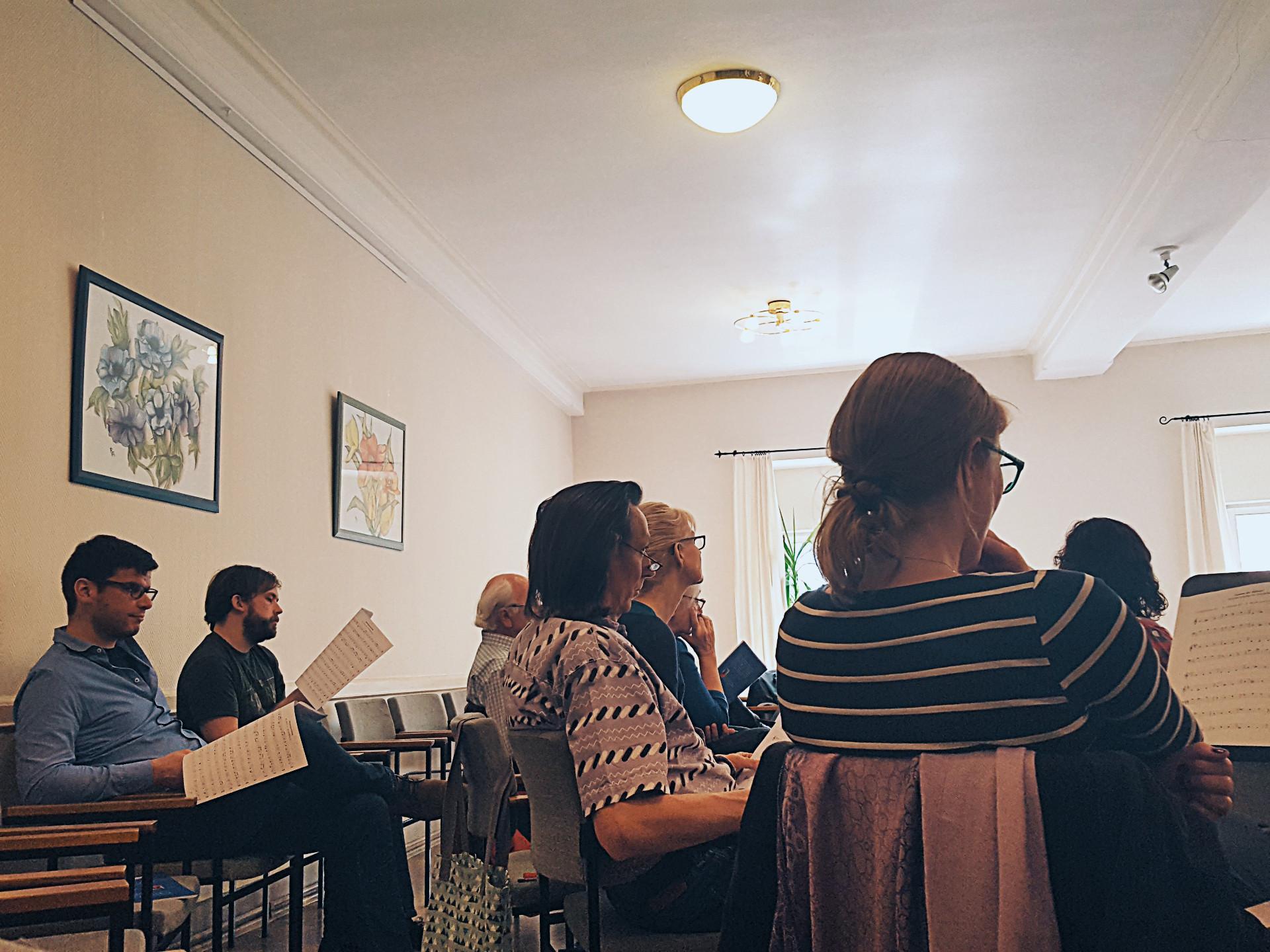 Workshop: Blattsingen für Anfänger und Fortgeschrittene