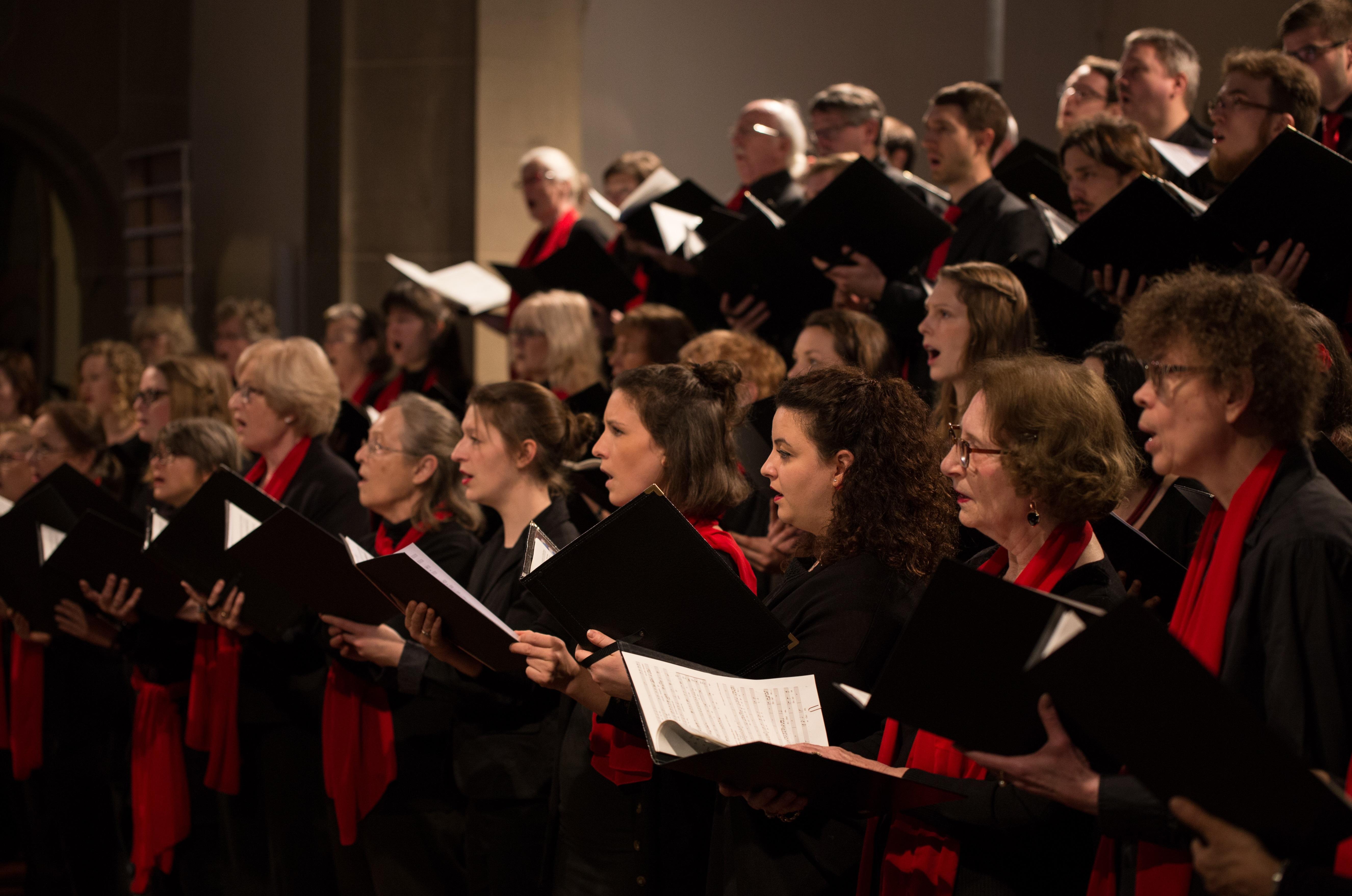 DREIKLANG – Herbstkonzert aller drei Chöre