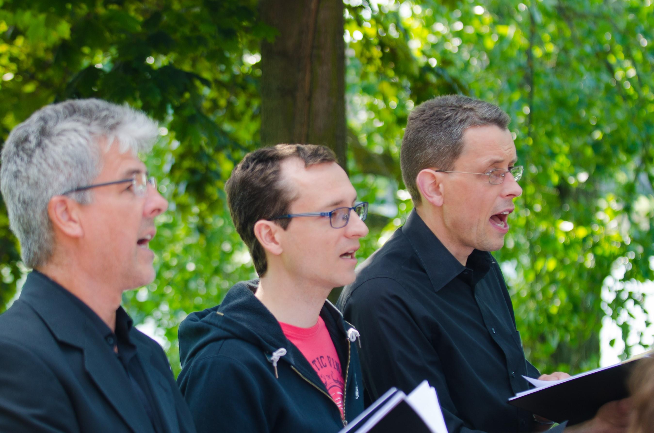 Workshop Männerstimmen: Stimmtraining und Singen für Tenöre und Bässe